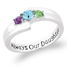 Daughter S Pride Ring Sears Canada Rings Pinterest