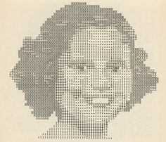The Lost Ancestors of ASCII Art - Alexis C. Madrigal - The Atlantic