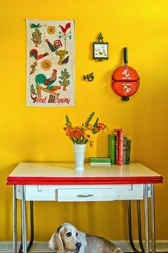 HOME & GARDEN: 20 idées pour mettre du jaune dans sa déco
