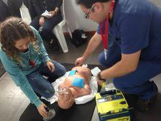 Capacitación de primeros auxilios - En caso de infarto