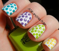 A Girl and Her Polish: Dotty French