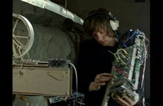 He Invented 2 New Instruments. They Look Weird, But Just Wait Until You Hear Them Play Music