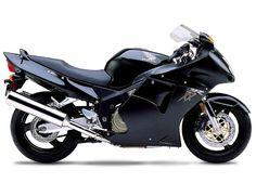Honda CBR Black bird - 10 Top Fastest Heavy Bikes in The World