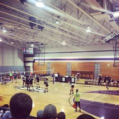 Volleyball team has started of year well! #AsburyU #TeamAU Great photo by @jeffrey_reno!