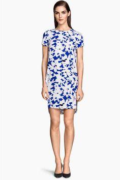 Vestido de manga corta | H&M