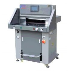 Faldo paper cutter, the right choice for a paper guillotine Guillotine Paper Cutter, Paper Cutting Machine, Plastic Film, Side Plates, Printer, Small Plates, Paper Cutter Machine, Printers