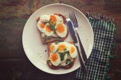 #eggs #sandwich #breakfast #morning