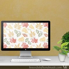 Enjoy the magic of fall leaves on your smartphone and desktop with these free…
