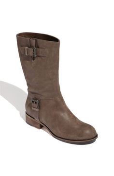 Cole Haan 'Air Leora' Mid Calf Leather Boot - these are the kd of boots you buy and wear for 10 yrs.