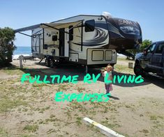 Monthly Cost of Full-time RV Travel - Real Travel Expenses for a Family of 5