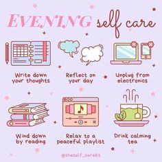 Self Care Bullet Journal, Vie Positive, Stress, Self Care Activities, This Is Your Life, Self Improvement Tips, Self Care Routine, Feeling Overwhelmed, Healthy Mind