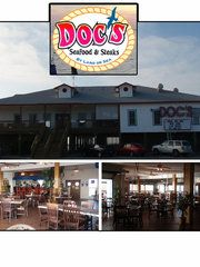 doc's restaurant corpus christi | Doc's Seafood & Steaks...Order the Seafood Salad, you will not regret this healthy choice!