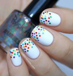 White & Colors