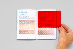 Décryptages / La Cimade - Polysémique Book Design, Layout Design, Print Design, Web Design, Graphic Design, Mises En Page Design Graphique, Art Graphique, Up Book, Book Art