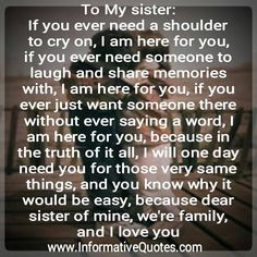 i love you little sister quotes – Love Kawin Letter To Sister, Brother N Sister Quotes, Little Sister Quotes, Sister Poems, Little Sisters, Sister Sayings, Daughter Poems, Sister Messages, True Sayings