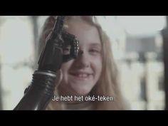 3ders.org - 11-year-old Tilly tests 3D printed Deus Ex prosthetic arm after losing hands to meningitis   3D Printer News & 3D Printing News