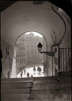 Diego Gonzalez Ragel, Madrid, Spain, 1930
