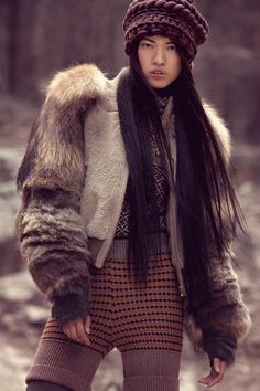 Yakut Girl