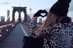 carolina engman, brooklyn bridge, I love new york, fashionsquad, marc jacobs, proenza schouler,