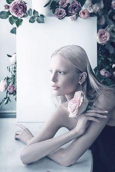 Elisabeth Erm by Camilla Åkrans | Dior Magazine