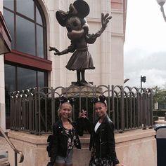 Lisa and Lena and Minnie