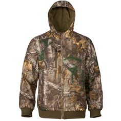 cded28e11a38a shop Hell s Canyon Contact Reversible Jacket Realtree Xtra Large Men's  Jacket, Military Jacket,