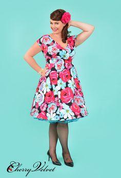 Chrissy Dress - Drama Queen