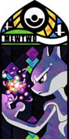 Smash Bros - Mewtwo by Quas-quas