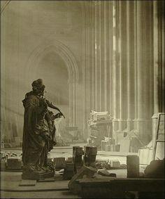 Josef Sudek - Cathedral (1924)  #photography #Czechia #art