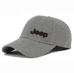 19.94 AUD - Cap Jeep Men s Baseball Hat Golf Ball Sport Sunproof Cap  Strapback Casual Cap f59024c2fa2