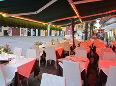 Restaurants in Sirmione aan het Gardameer