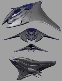 Spaceship image