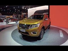 Nissan Frontier 2017 - Falando de Carro no Salão do Automóvel