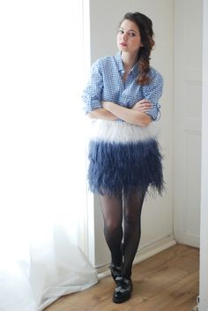 #fashion #outfit #style #streetstyle  Juliette/Kitsch is my middle name - Blog Mode - Rennes: Vichy chéri