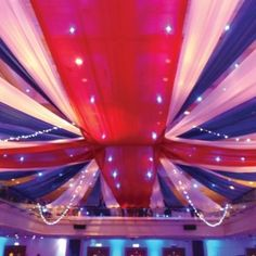 british drapery theme for corporate party, To see more visit: http://www.mgnevents.co.uk/corporate-events/corporate-parties/