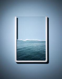 Un efecto impresionante, con una idea sencilla. Pensando en probar con otros paisajes y lugares.