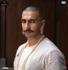 Check out the Poster of 'Bajirao Mastani' Movie – Ranveer Singh