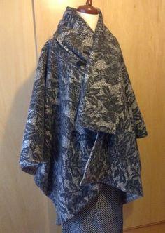 How To Make Clothes, Diy Clothes, Moda Kimono, Artisanats Denim, Basic Wardrobe Pieces, Kimono Fashion, Fashion Outfits, Kimono Dress, Japanese Outfits