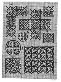 Gallery.ru / Фото #46 - Celtic Charted Designs - thabiti