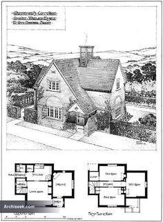 1904 – Gardeners Cottage, Great Warley, Essex