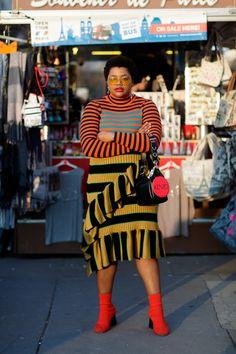 different types of fashion styles - Fashion Trends Fat Fashion, Black Girl Fashion, Look Fashion, Paris Fashion, Plus Size Fashion, High Fashion, Womens Fashion, Fashion Trends, Fashion Weeks