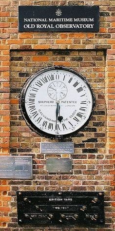 24 hours clock...and this is why we don't use roman numerals for mathematics...  (Greenwich, London)