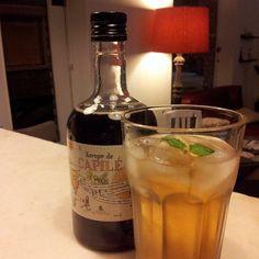 Xarope de Capilé Vodka Bottle, Drinks, Food, Syrup, Productivity, Products, Home, Essen, Drink
