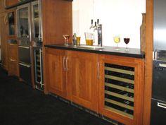 Perlick Signature Series fridge + Beer Dispenser + Wine Reserve