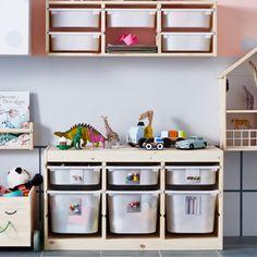 Decorar para arrumar. #bebés #decoração #IKEAPortugal