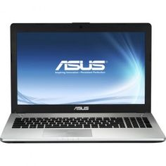 Asus N56DP DH11 A10 4600M features a cool black hairline design in a one-piece molded top casing, which reinforces notebook strength and rigidity.