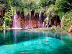 Croatia, Plitvice Park