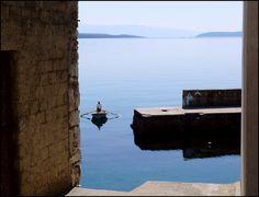 island of Cres, Croatia