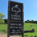 The Garlic Farm (Isle of Wight)