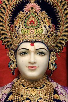 Bhagwan Swaminarayan, BAPS Swaminarayan Temple, Neasden, London